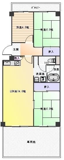 ■3LDK■(間取)