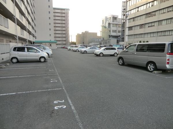 駐車場(周辺)