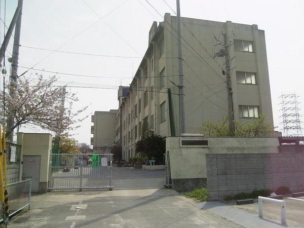 亀井中学校(周辺)
