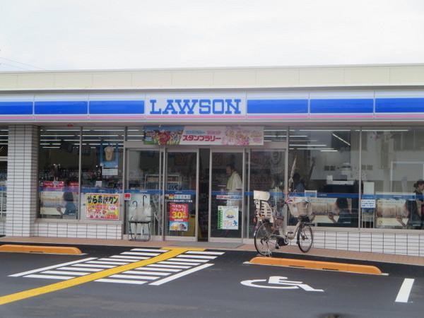 ローソン八尾福万寺一丁目店