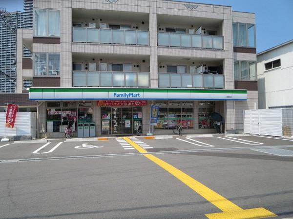 ファミリーマート八尾跡部北の町店(周辺)