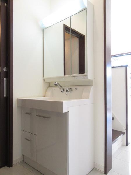 2階手洗い洗面所