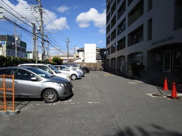 駐車場 空き無
