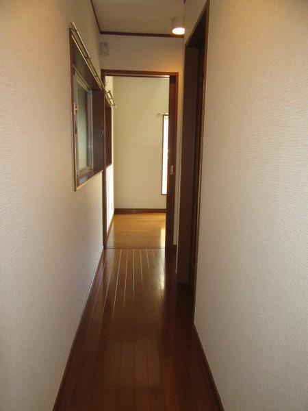 廊下(内装)