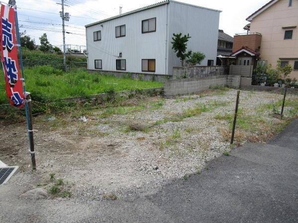 八尾市服部川5丁目 売土地