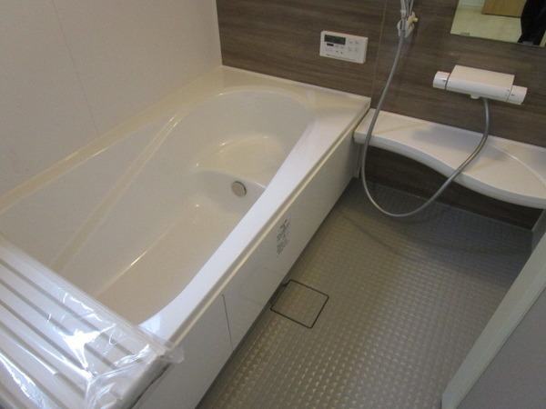 広くゆったりしたお風呂