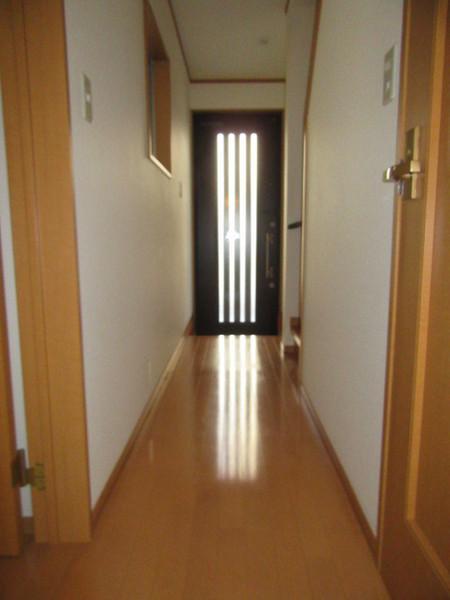 1階廊下部分