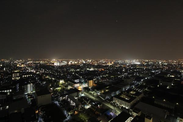 眺望 夜景